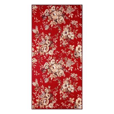 Палас «ЖАКЛИН», 80х125 см, цвет красный - Фото 1