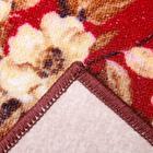 Палас «ЖАКЛИН», 80х125 см, цвет красный - Фото 3