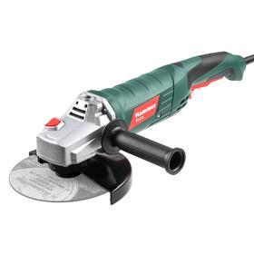 Угловая шлифмашина Hammer USM1650D, 1650 Вт, 8000 об/мин, d=180х22 мм
