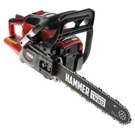 "Бензопила Hammer BPL3814C, 1.47 кВт/2 л.с., 38 см3, 14"", паз 1.3 мм, шаг 3/8"", 52 звена"