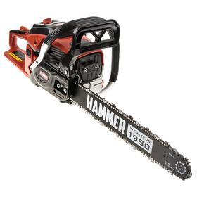 "Бензопила Hammer BPL4518C, 2 кВт/2.7 л.с., 45 см3, 18"", паз 1.5 мм, шаг 0.325"", 72 звена"