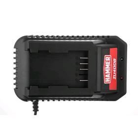 Зарядное устройство Hammer ZU400В, 220-240 В/50-60 Гц, 1 А, для AKS42, AKS44