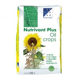 Удобрение Нутривант Плюс для масличных культур, 25 кг. Ош