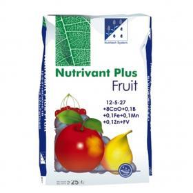 Удобрение Нутривант Плюс Плодовый (Фруктовый), 25 кг. Ош