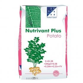 Удобрение Нутривант Плюс Картофель, 25 кг Ош