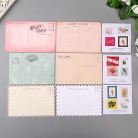 "Набор открыток и марок Heidi Swapp ""Art Walk"" 18 шт"