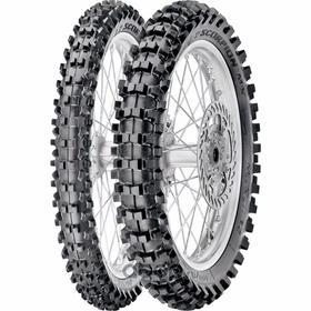 Мотошина Pirelli Scorpion MX Mid Soft 32 2,5 -10 33J TT Кросс Front Ош