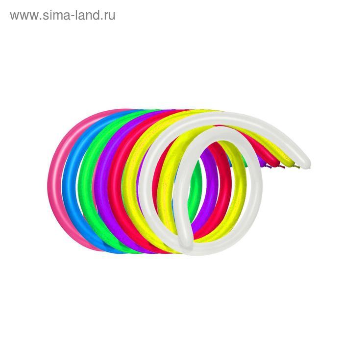 Шар для моделирования 260, пастель, набор 25 шт., цвета МИКС