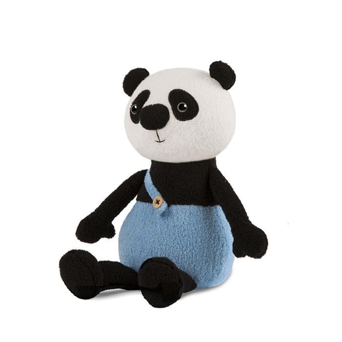 Мягкая игрушка озвученная Панда Стёпа, 20 см