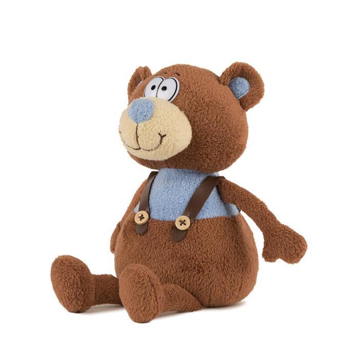 Мягкая игрушка озвученная Медвежёнок Фимка, 20 см
