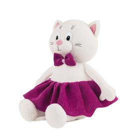 Мягкая игрушка озвученная «Кошечка Ама», 20 см