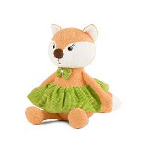 Мягкая игрушка озвученная «Лисичка Мила», 20 см