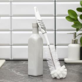 Ёршик для мытья посуды с губкой Titiz, пластиковая ручка