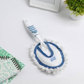 Щётка для уборки с насадкой из микрофибры Titiz, цвет МИКС
