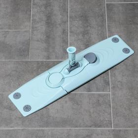 Флаундер для швабры, пластиковый, тип «Карманы», 50 см, цвет МИКС Ош