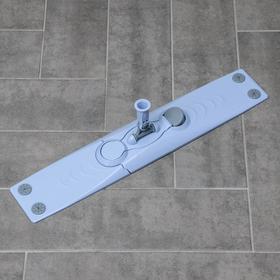 Флаундер для швабры, пластиковый, тип «Карманы», 60 см, цвет МИКС Ош