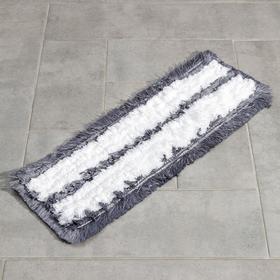 Насадка для плоской швабры Titiz, 50 см, микрофибра, цвет МИКС