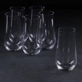 Набор стаканов для воды Alca, 480 мл, 6 шт