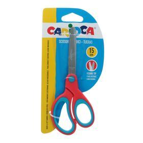 Ножницы 15 см Carioca Scissors, в блистере 42635