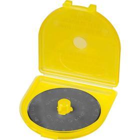 Лезвие OLFA OL-RB45-1, круглое, для RTY-2/G,45-C, 45х0,3 мм, 1 штука