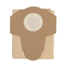 Мешок пылесборный кн1300бпм, бумажный, 5 шт., V 15 л, 19х12 см, для пылесоса KVC1300