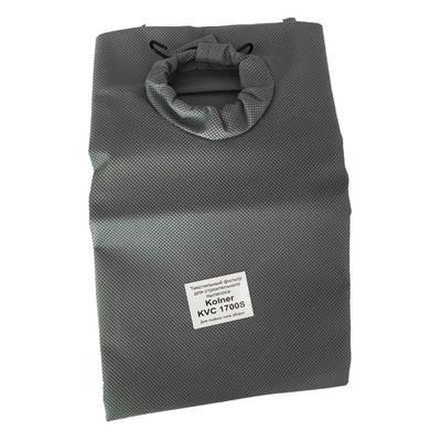 Мешок пылесборный кн1300вцтп, тканевый, с молнией, 5 шт., V 15 л, 19х12 см, для KVC1300 - Фото 1