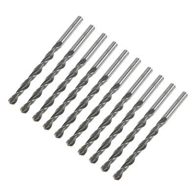 Сверло по металлу, d=5 мм, цилиндрический хвостовик, ГОСТ 10902