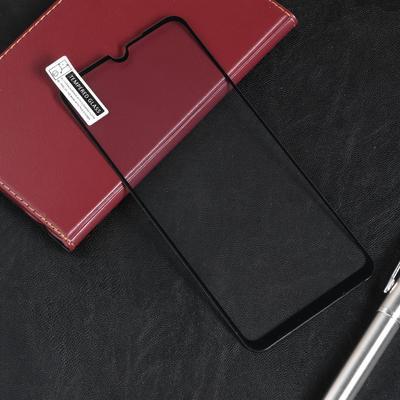 Защитное стекло Red Line для Huawei Y8p, Full Screen, полный клей, черное