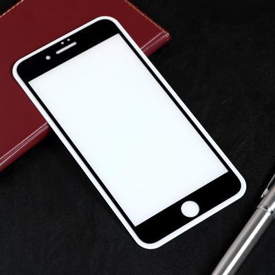 Защитное стекло Red Line для iPhone 7 Plus, Full Screen, матовое, полный клей, черное