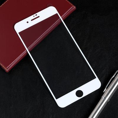 Защитное стекло Red Line для iPhone 7 Plus, Full Screen, полный клей, белое