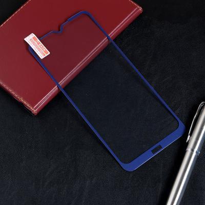 Защитное стекло Red Line для Xiaomi Redmi Note 8T, Full Screen, полный клей, синее