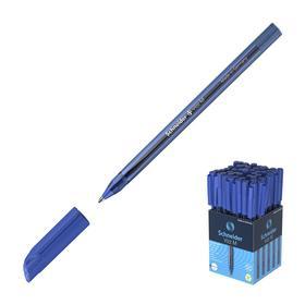 Ручка шариковая Schneider Vizz M, узел 1,0мм, синяя 102203