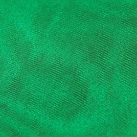 Ткань плательная, органза, гладкокрашенная, ширина 150 см, цвет зелёный Ош