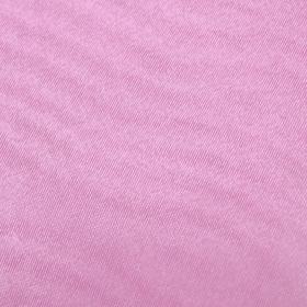 Ткань плательная, органза, гладкокрашенная, ширина 150 см, цвет розовый Ош