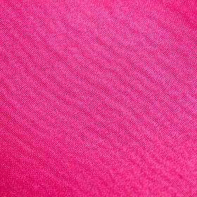 Ткань плательная, органза, гладкокрашенная, ширина 150 см, цвет ярко-розовый