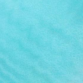 Ткань плательная, органза, гладкокрашенная, ширина 150 см, цвет ментол Ош