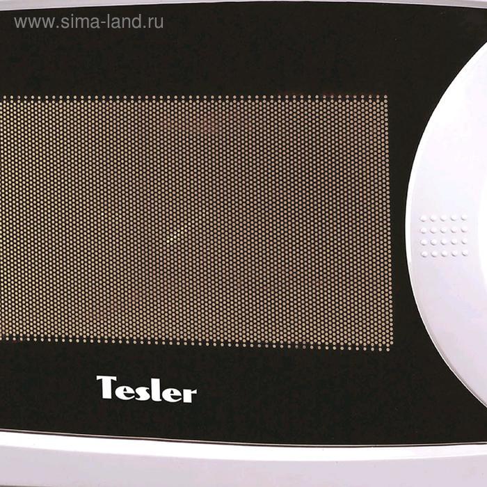 Микроволновая печь Tesler MM-2025, 700 Вт, 20 л, 5 программ, таймер, белая