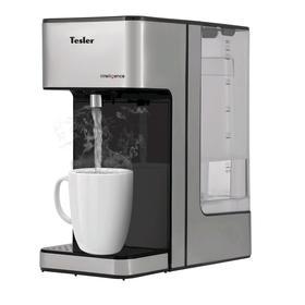 Диспенсер горячей воды Tesler WD-300, 2400 Вт, 2.7 л, регулировка температуры, серебристый Ош