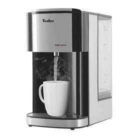 Диспенсер горячей воды Tesler WD-400, 2400 Вт, 4 л, регулировка температуры, серебристый Ош