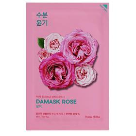 Тканевая маска Holika Holika Damask Rose «Увлажняющая», роза