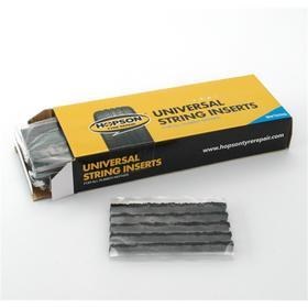 Жгуты универсальные, черные, Ø4,5х100 мм, 5х12 штук, HOPSON Sl-451 Ош