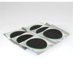 Латки для ремонта шин диагональных и радиальных, круглые, Ø40 мм, гибкие, бескордовые, 100 шт, OR40 Ош