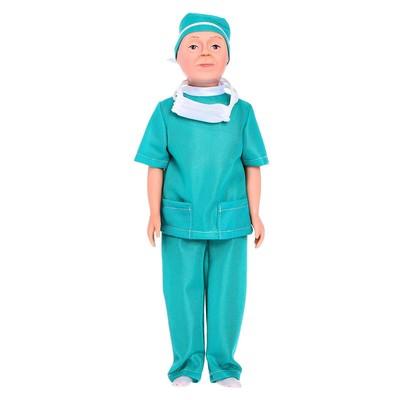 Кукла «Борис-врач», 30 см, МИКС