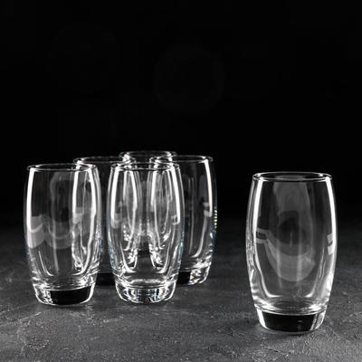 Набор стаканов Paşabahçe «Плэже», 330 мл, 6 шт