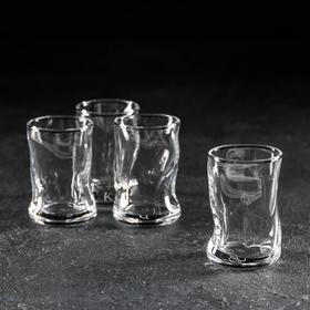 Набор стаканов Аmorf, 50 мл, 4 шт