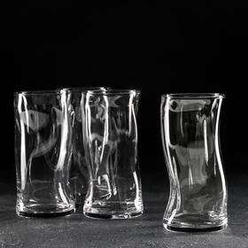 Набор стаканов Amorf, 400 мл, 4 шт