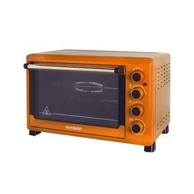 Мини-духовка Oursson MO4225/OR,2000 Вт, 42 л, 12 режима, 100-230°С, конвекция, оранжевая