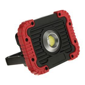Прожектор светодиодный автономный Ritter, 5 Вт COB + линза, 4xAA, 410 Лм, IP44 Ош