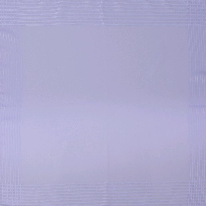 Платок женский, размер 53х53, цвет сиреневый