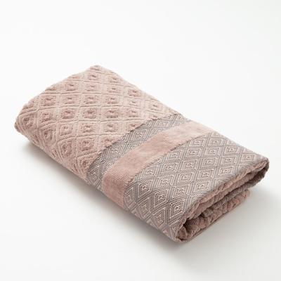 Полотенце махровое Этель,  цв. бежевый, 50*100 см. 670 гр/м2, 100% хлопок - Фото 1